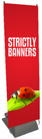 PVC Banners & Footpath Stands