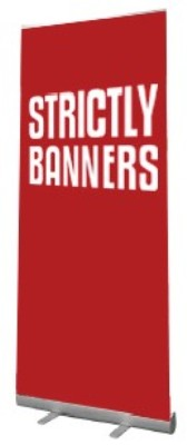 Economy Pullup/Roller Banner - 1m