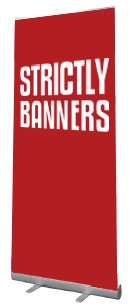 Economy Pullup/Roller Banner - 600mm