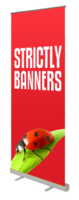 Economy Pull up Banner - 850mm